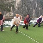 Muslim Hanoi Vietnam Holiday