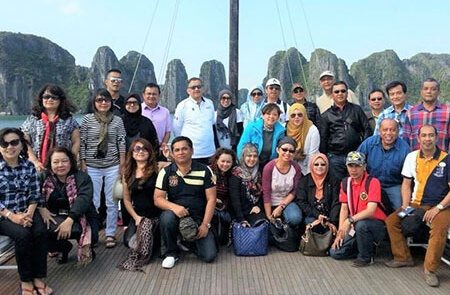 5D4N Ha Noi – Ha Long Bay – Tam Coc Muslim Tour
