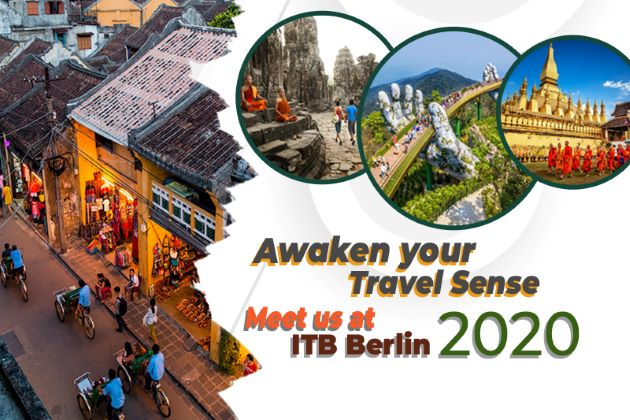 Viet Vision Travel to Attend ITB Berlin 2020